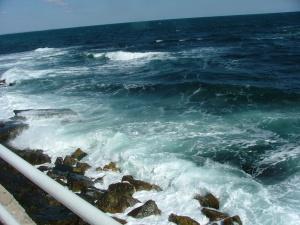 Marea Neagra in acel septembrie - zi insorita