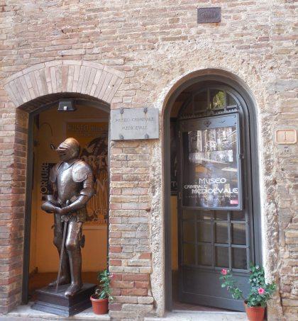 muzeu san gimignano